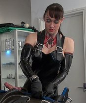 Mistress Miranda - Used In The Body Bag