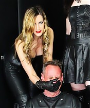 Triple Leather Worship