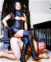 Michelles Pleasure Slave