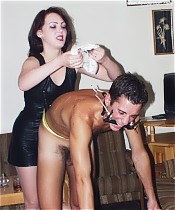 Domina Using Male