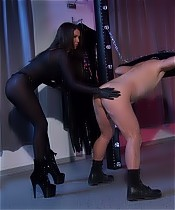 Mistress Susi - My Whipped Slave